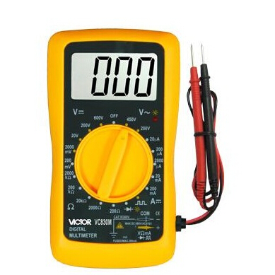View Testing Tools & Multimeter