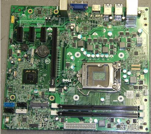 84j0r For Dell Inspiron 660 Vostro 270 Desktop Motherboard Original