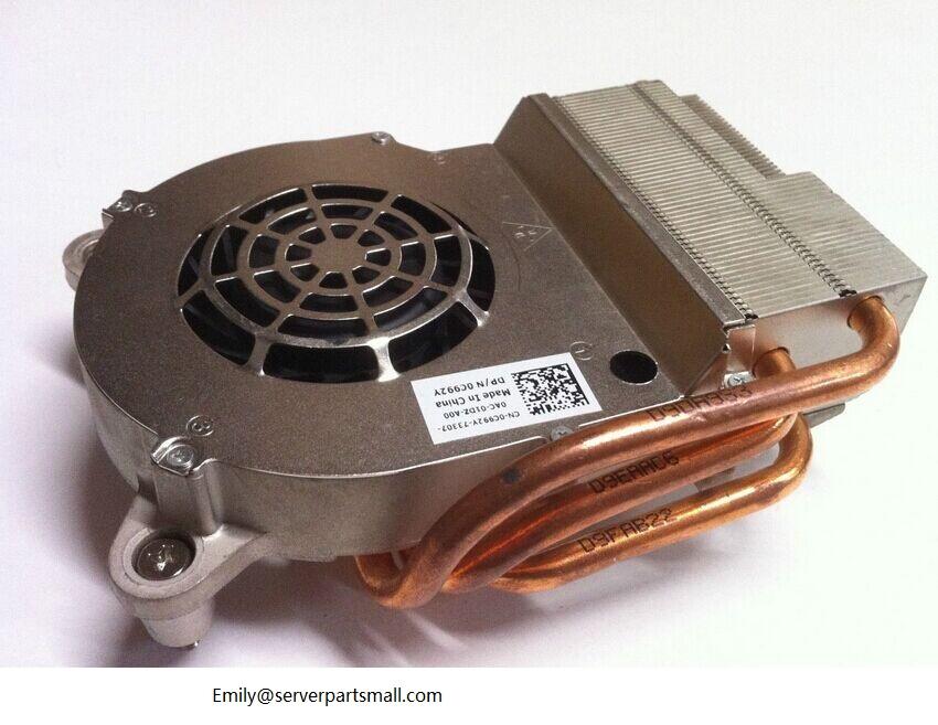 Dell OptiPlex 780 CPU Heatsink /& Fan C992Y