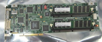 Image capture card capture card for 33428-01 5002 well tested working