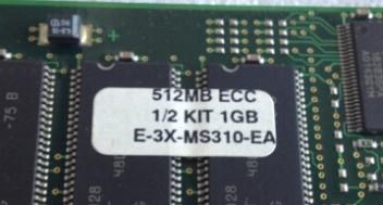 Alpha workstation Server DS10 DS20 ES40 2*512MB 1G KIT Memory E-3X-MS310-EA DATARAM 62656 B