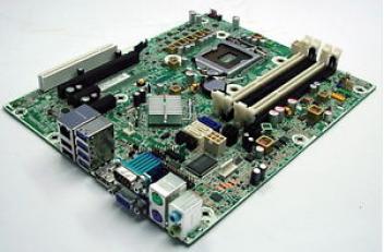 HP 6300 Pro SFF system mainboard for 657239-001 656961-001 chipset Q75 LGA1155 BTX motherboard original refurbished