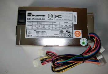 Seventeam ST-200UAB power supply new