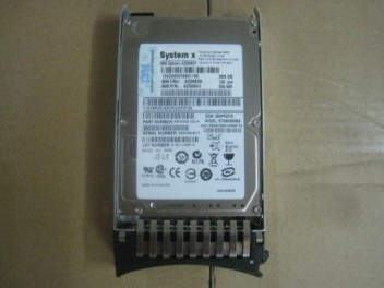 """Server hard disk drive 42D0637 42D0638 300GB 2.5"""" 10K 6GB SAS HDD, for System x3400M2 x3500M2 x3650M2 x3400M3 x650M3"""