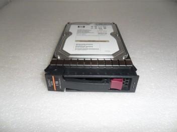 EVA4000 EVA6000 EVA 8000 EVA6100 EVA8100 HDD 454414-001 AG691A 1TB Fata 7.2K RPM Disk Drive For System EVA M6412A