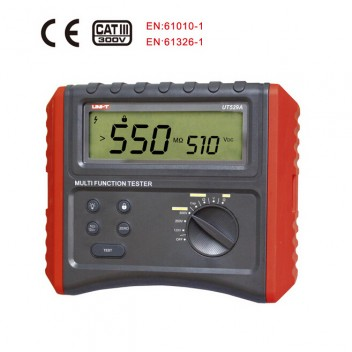 UNI-T UT529A Multifunctions Insulation Resistance Tester