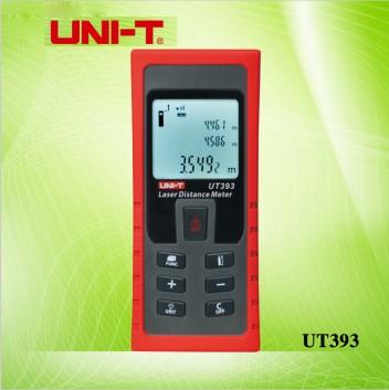 UNI-T UT393 Digital Laser Range Finder Distance Meter Infrared rangefinder Area Volume Tester 0.05-100m