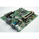 HP 6300 Pro SFF system mainboard for 657239-001 656961-001 chipset Q75 LGA1155 BTX motherboard original refurbished