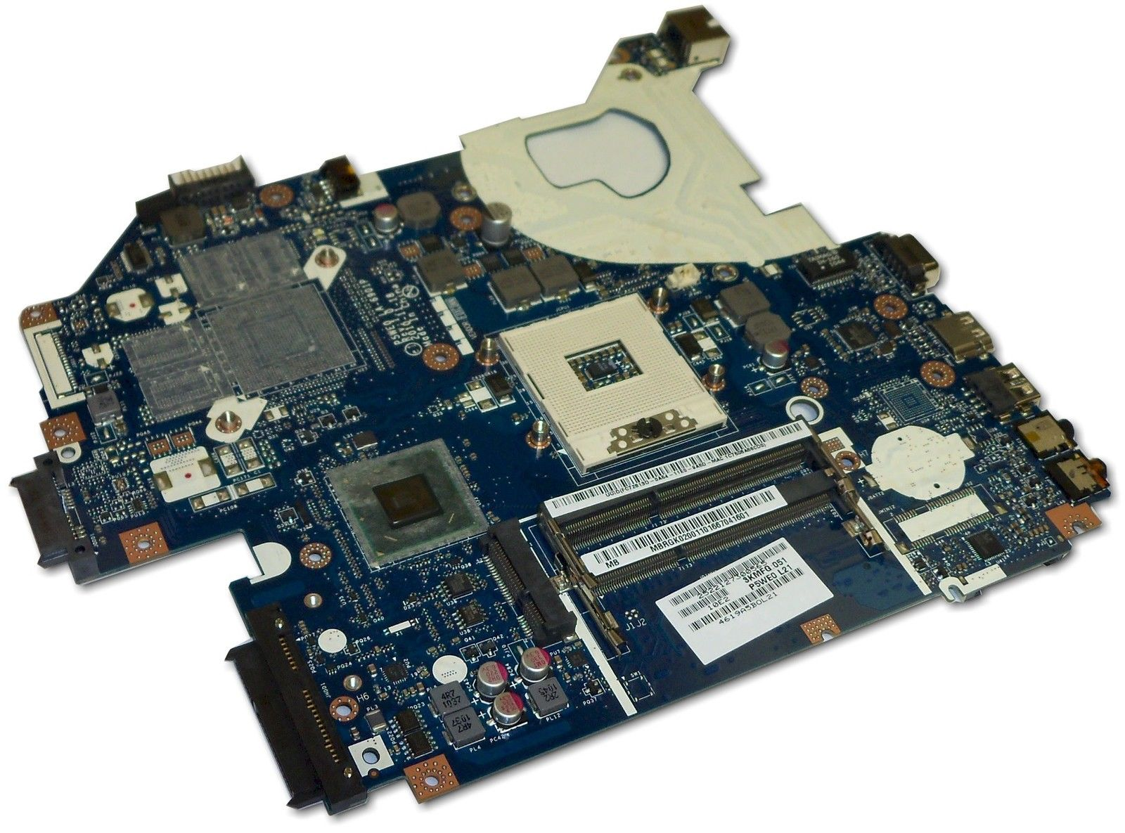 Original Intel Laptop Notebook Motherboard For Acer Aspire
